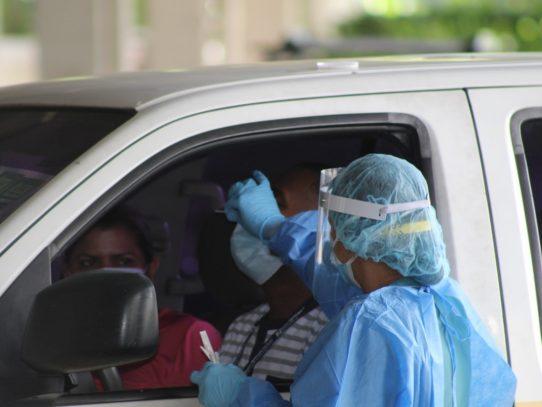 En la región metropolitana hay 1,602 casos activos de Covid-19