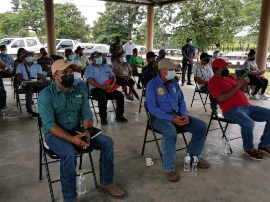 Productores bocatoreños piden demarcación en frontera tico-panameña