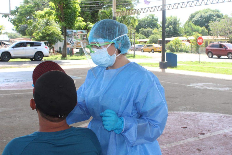 Minsa reporta búsqueda activa de casos positivos en Veraguas