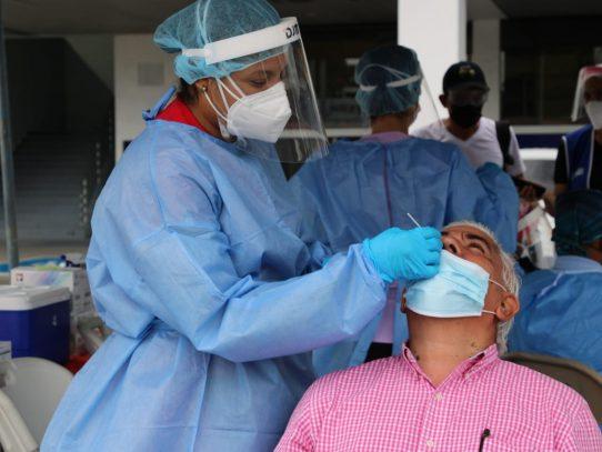 MINSA reiteró que hisopados son gratis en todas las instalaciones de salud pública
