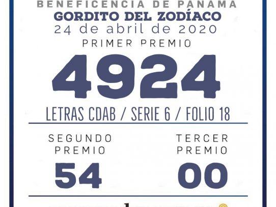 Resultados del sorteo del Gordito del Zodíaco, de la LNB de hoy, viernes 4 de junio de 2021