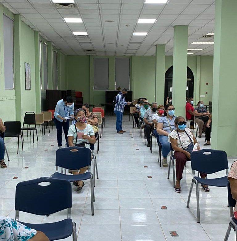 Veraguas: Verifican transparencia en proceso de vacunación