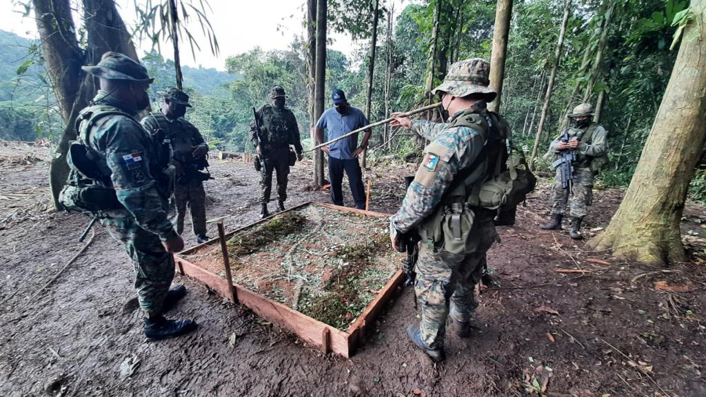 Panamá refuerza vigilancia en zona fronteriza con Colombia