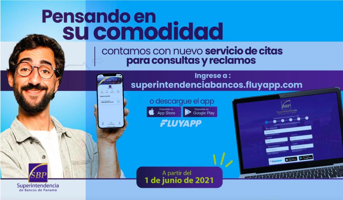La SBP cuenta con una aplicación móvil a disposición de los clientes bancarios