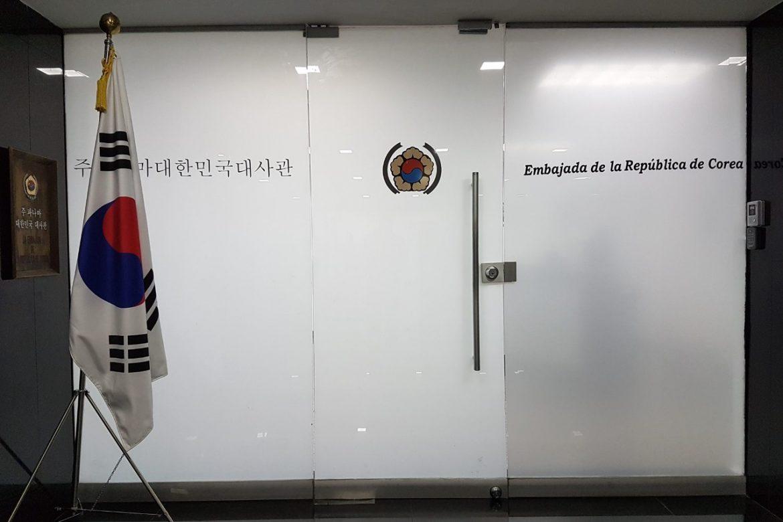 Embajada de Corea alerta sobre mascarillas no certificadas