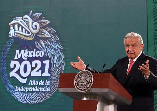Tribunal sanciona a López Obrador por propaganda en su informe de Gobierno