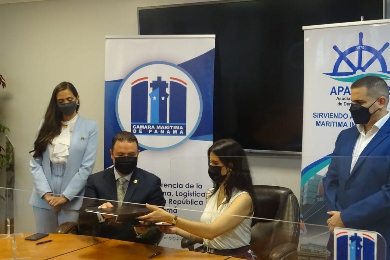 Convenio entre CMP yApademar,permitirá integrar comité técnico legal sobre sector marítimo