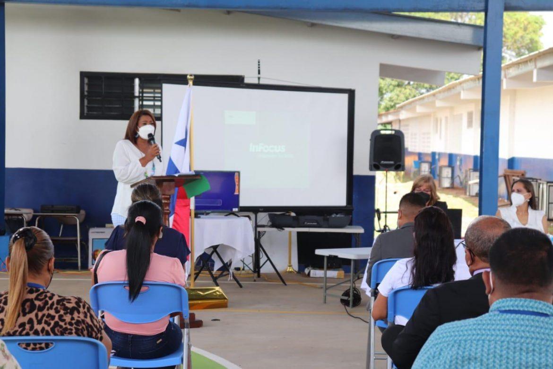 Conadis incorporó participación de provincia de Panamá Oeste
