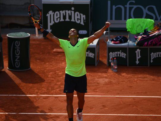 Nadal derrota a Schwartzman para seguir optando a su 14º Roland Garros