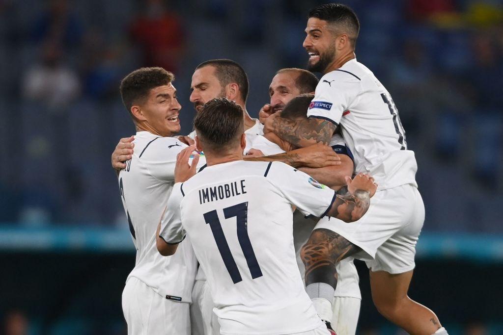 Italia elimina de la Eurocopa a la generación dorada de Bélgica
