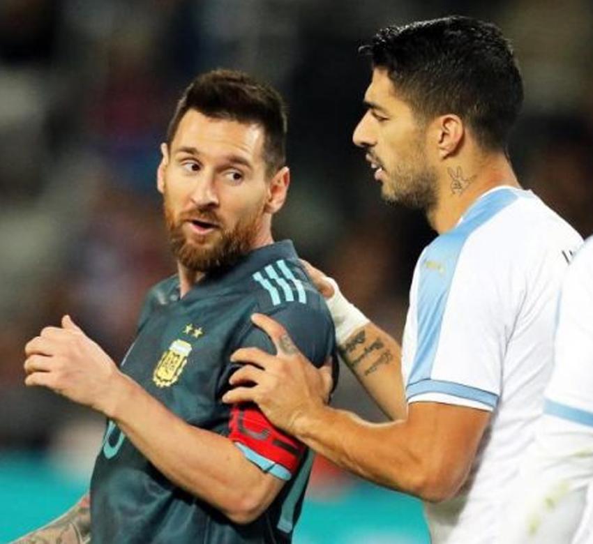 Messi-Suárez: Amigos son los amigos...pero no en el campo de juego