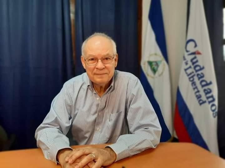 Detenido opositor e hijo de expresidenta nicaragüense Violeta Chamorro