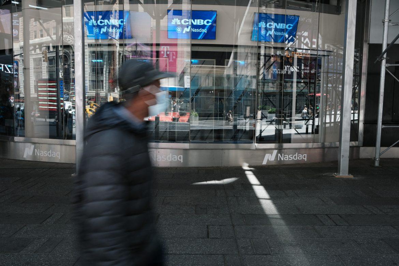 En Wall Street, el Dow Jones tiene su peor semana desde octubre