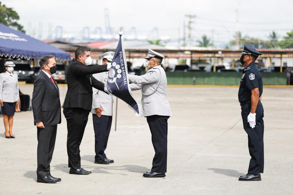 John Dornheim Castillo asumió mando de la Policía Nacional