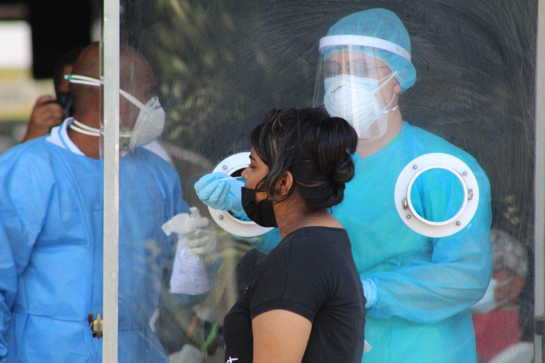 Monitorean capacidad de hospitales ante repunte del coronavirus