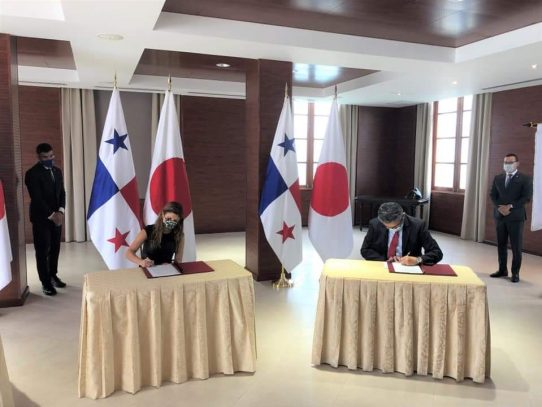 Embajada de Japón donó equipos médicos a Panamá