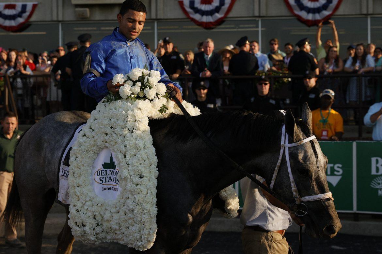 Essential Quality ganó Belmont Stakes en cierre de la Triple Corona de hípica