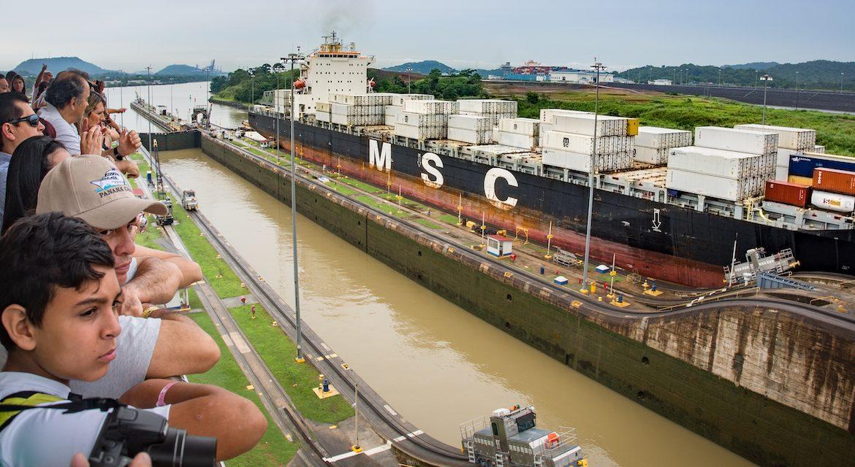 Accidente en esclusa de Miraflores en investigación