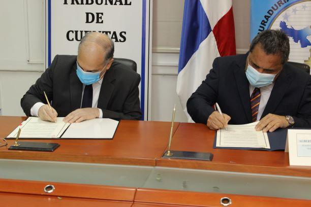 Tribunal de Cuentas y la Procuraduría de la Administración firman convenio de colaboración