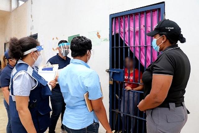 Defensoría del Pueblo recomendó encierre de pabellón de máxima seguridad