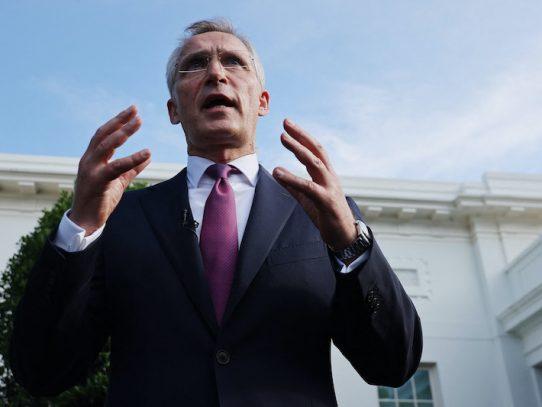 La OTAN necesita una política común más fuerte ante China, dice su secretario