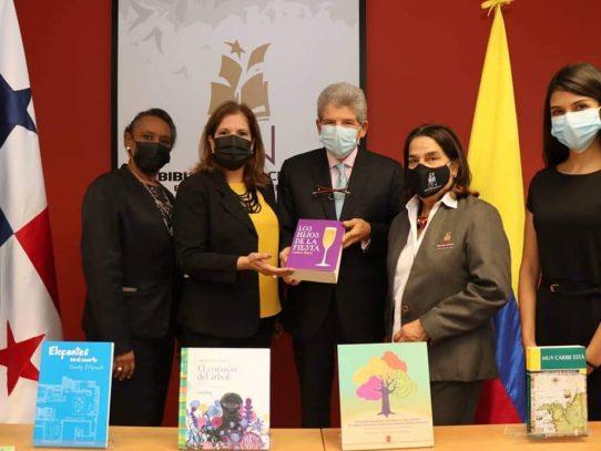 La Biblioteca Nacional recibió donación de la Asociación Colombiana de Libreros Independientes