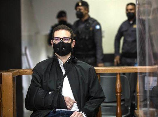 Hijo de Martinelli interpone varios recursos para evitar la extradición a EE.UU.