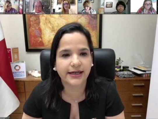 Panamá promoverá un sistema de cuidados, en base al rol de las mujeres
