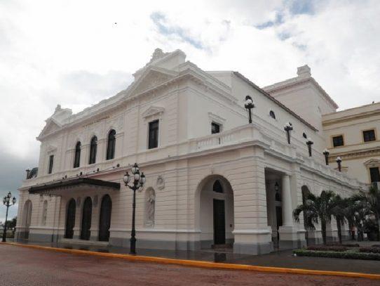 El Teatro Nacional abrió sus puertas al público