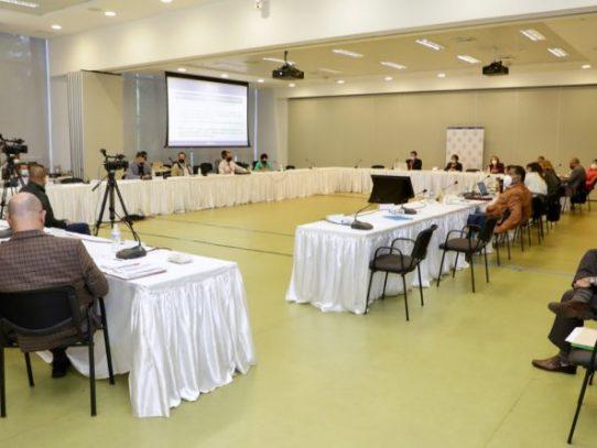 Suspendido temporalmente Diálogo por la seguridad social
