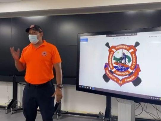 Sinaproc prepara a su personal frente a temporada de lluvias y huracanes