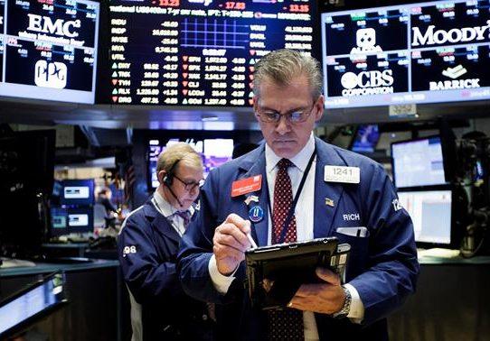 El Dow Jones bajó un 0,25 %, pero el S&P 500 y el Nasdaq cerraron con nuevos récords