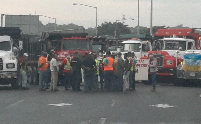 CMP rechaza cierre de vías en Colón