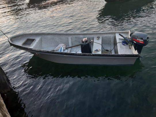 Tras persecución, arrojan al mar 31 paquetes con presunta droga