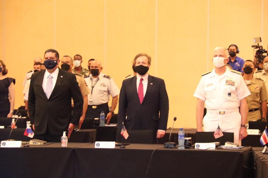 Da inicio en Panamá conferencia centroamericana de seguridad
