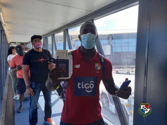 Selección de Panamá viaja a EE.UU. para disputar la Copa de Oro