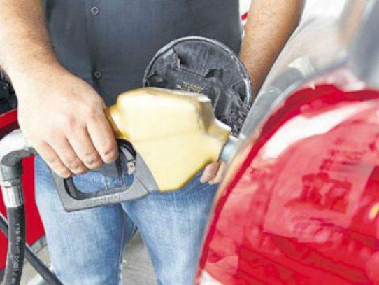 Nuevos precios en el combustible a partir de este viernes