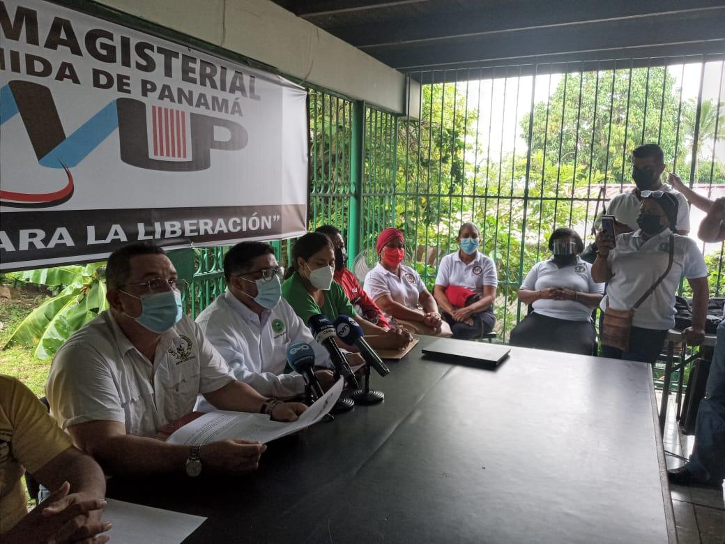 Docentes anuncian marcha el próximo 1 de julio a la Asamblea Nacional