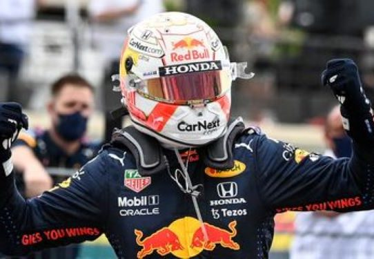 Verstappen abandona GP de Gran Bretaña de F1 tras choque con Hamilton en inicio de carrera