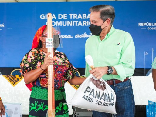 "Presidente Laurentino Cortizo remarca mensaje de ""no bajar la guardia"" contra la Covid-19"
