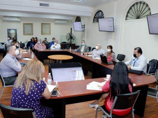 Red de hospitales se reúne ante aumento de casos de Covid-19