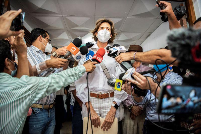 Cristiana Chamorro, principal rival de Ortega, con prisión domiciliaria en Nicaragua