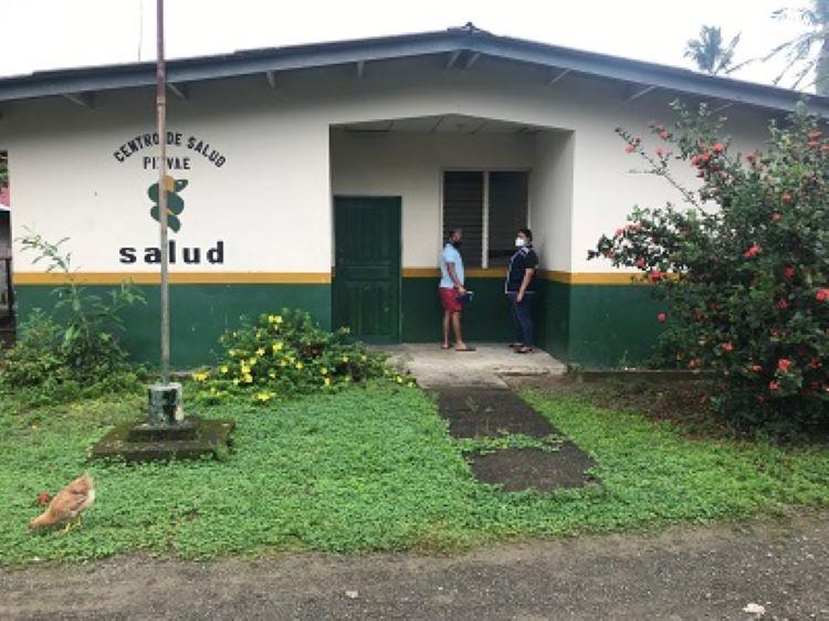 Denuncian inoperatividad de centro de salud de Pixvae en Veraguas