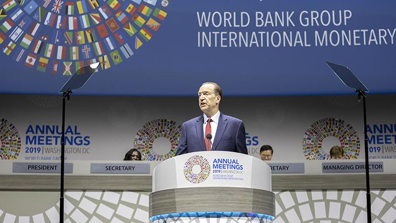 """Latinoamérica puede evitar otra """"década perdida"""", asegura el presidente del Banco Mundial"""