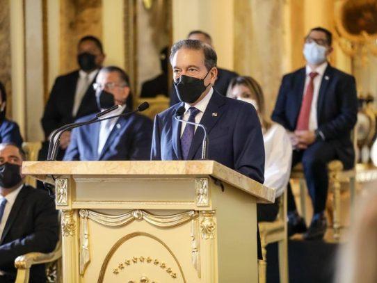Nuevo Plan Panamá Solidario y moratoria bancaria anunció presidente Cortizo