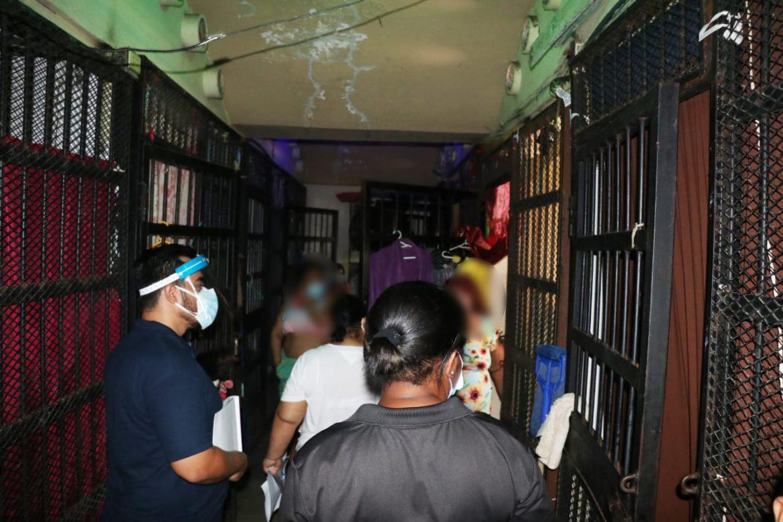Defensoría revela informe sobre condiciones de detenidas mayores de 60 años