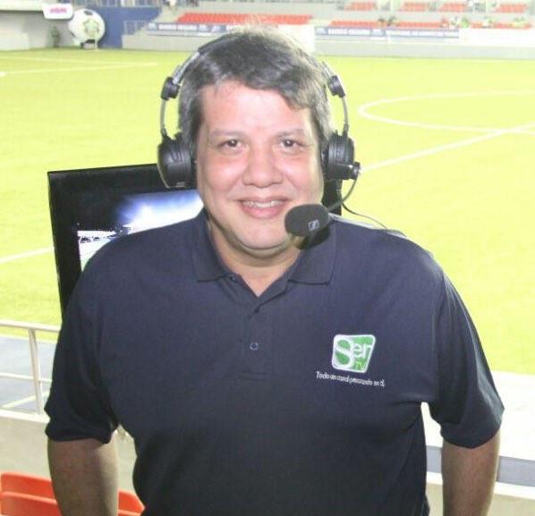 El periodismo deportivo pierde a uno de sus grandes exponentes, Rubén Pinzón