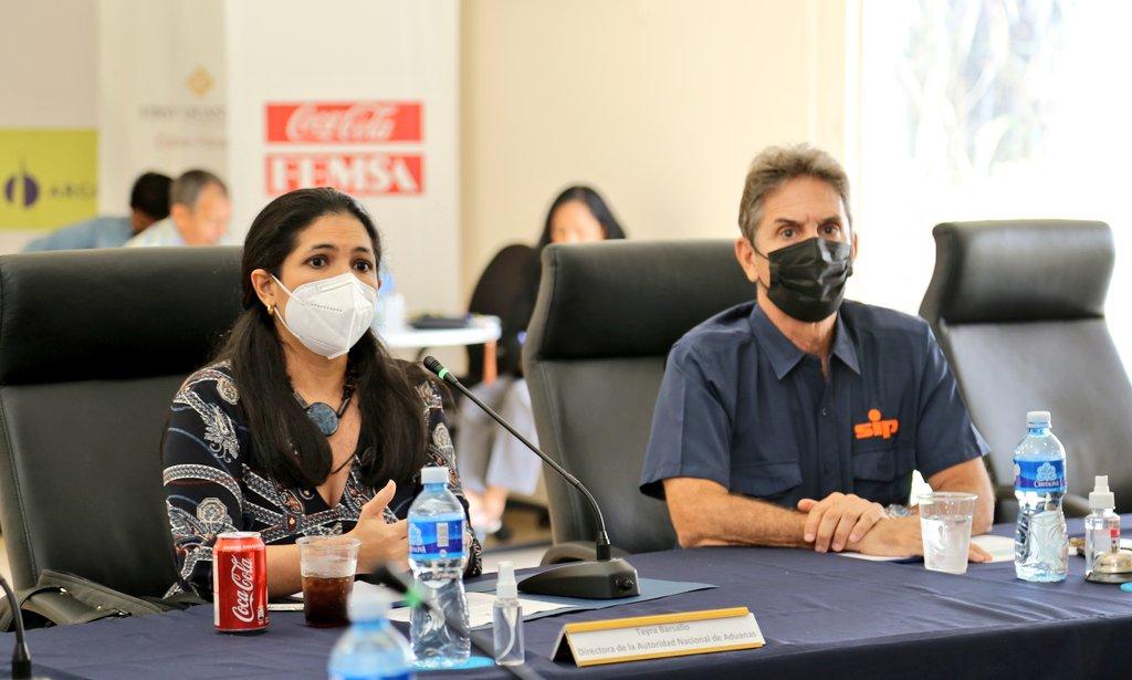 SIP y Aduanas abordan acciones para fortalecer el sector