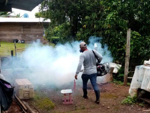 Refuerzan operativos contra el dengue en Coclé