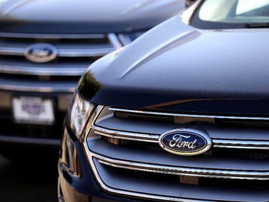 Ford obtiene ganancias en 2T y se muestra optimista para el 2021